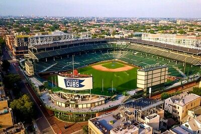 2 Chicago Cubs (Wrigley Field) tickets to 2020 season game