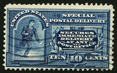 Dr Jim Stamps Us Scott E5 10C Special Delivery Used No Reserve Free Shipping