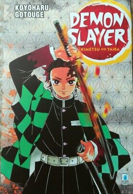 Demon Slayer 1 Variant Limited Edition Napoli Comicon KIMETSU NO YAIBA