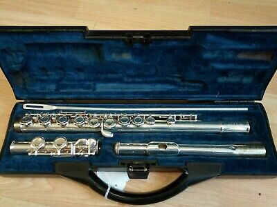 Buffet Crampon 6020 Flute Outfit with E Mech - Ex Rental
