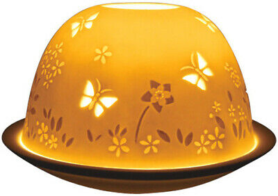 Light Glow Dome Tea Light Holder Liverpool Tealight Candle Holder Home Decor