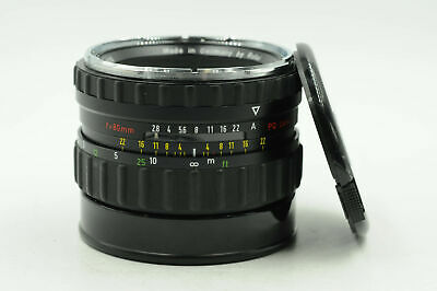Rollei 80mm f2.8 HFT Planar PQ Lens 80/2.8 for 6000 Series                  #316