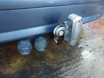 Citroen C3 Picasso Towbar 2009 on Tow Bar E6031BUN63