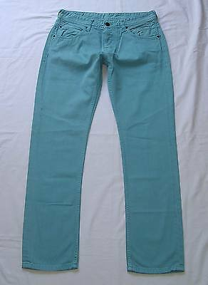 Tom Tailor Jeans SKINNY W33 L34 mint coole Farbe