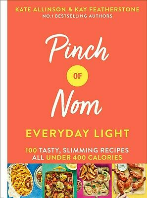 Pinch of Nom Everyday Light: 100 Tasty, Slimming Recipes All ⚡Instant Delivery⚡