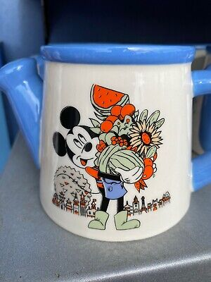 Disney EPCOT 2020 Flower And Garden Festival Mickey Mouse Passholder Mug PRESALE