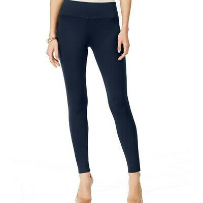INC NEW Women's Regular Fit Pull On Ponte Skinny Pants TEDO
