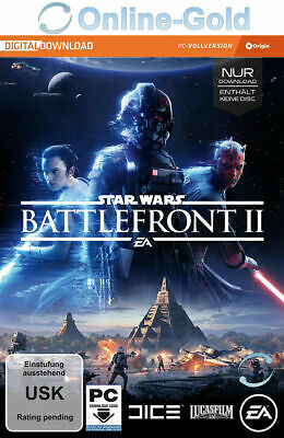 Star Wars Battlefront 2 (EN/FR/ES) Key - EA Origin Descargar Código PC Acción ES