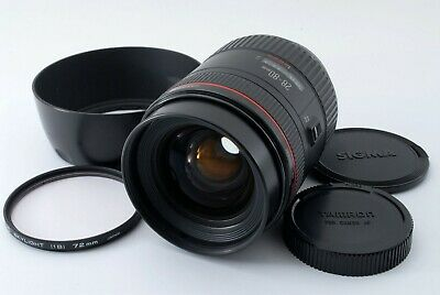 Near MINT Canon EF 28-80mm F/2.8-4 L USM zoom Lens with Hood tested From Japan