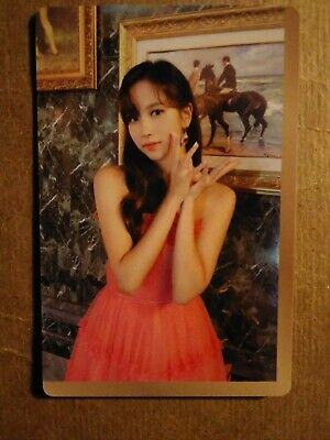 TWICE Feel Special Official Mina Pre-order Card [SET C]