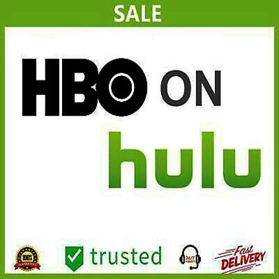 Hulu Premium Account | No ADS + HBO ADD ON |24 Months WARRANTY| Fast Delivery