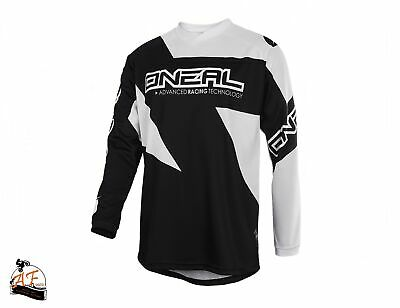 Maglia O'Neal Cross MX Matrix Adult Ridewear Black 2020