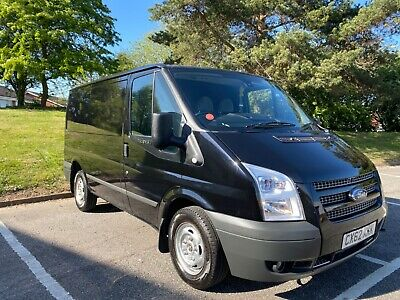 Ford Transit swb trend black no vat