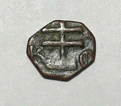 Ancient Byzantine Empire, Bronze coin