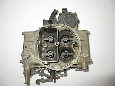 Chevrolett  Camaro  327  Holley  4 Fach  Vergaser  Carburettor