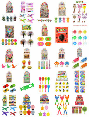 Childrens Birthday Party Bag Fillers Toys Boys Girls Toys Loot Prizes