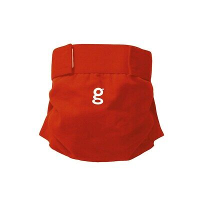 gDiapers Grateful Red Large gPants Red