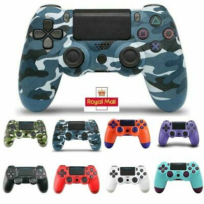For PS4 PlayStation 4 Wireless Bluetooth Controller Game Gamepad Joystick UK