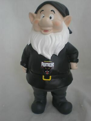 Penrith Panthers NRL Garden Gnome In Team Colours and with Team Name