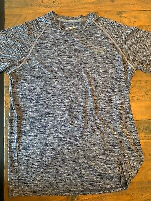 Under amour Mens S Training Gym Top T Shirt
