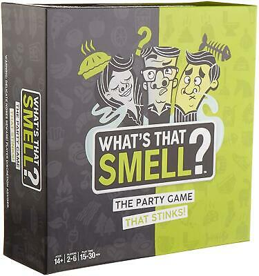 What's The Smell Game Family Party Board Game