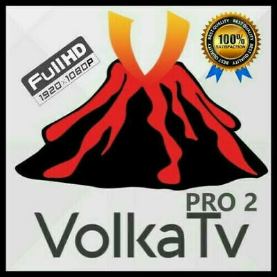 VOLKA PRO2 12 MOIS OFFICIELS CODES Android, Enigma2, Mag25X, S LIVRAISON EXPRESS