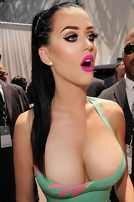 Katy Perry Sexy Lips Fucsia 8x10 Picture Celebrity Print