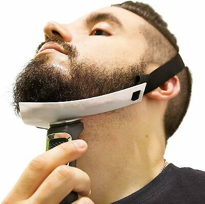 Aberlite Beard Shaping Tool - FlexShaper Neckline Shaper - Hands-Free & Flexible