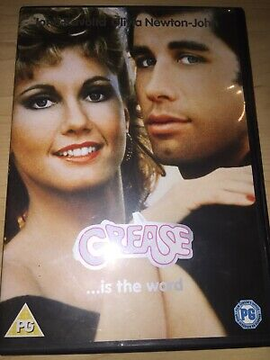 Grease (DVD, 2002) John Travolta Olivia Newton John