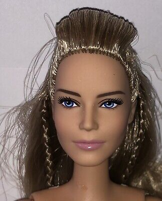 Barbie Wonder Woman Queen Hippolyta NUDE Blonde Doll NEW for OOAK Connie Nielsen