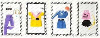 Puma Barbie Fashions 4 Sets  ~IN STOCK NOW~
