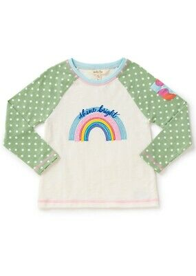 Matilda Jane Girls' Shine Bright T-shirt Size 4