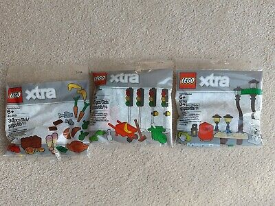 LEGO Creator 40312 Streetlamps Accessories Sealed BNIP Polybag xtra