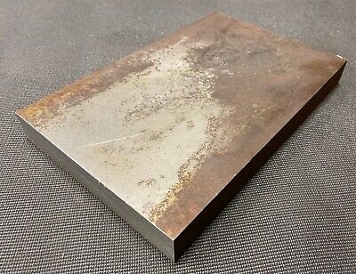 """1"""" Thickness 1018 Cold Finished Steel Flat Bar - 1"""" x 6"""" x 9.25"""" Length"""