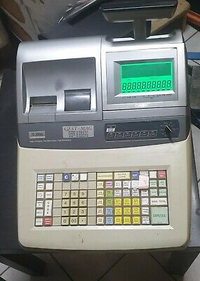 Cash Register - Caisse Enregistreuse 3000S