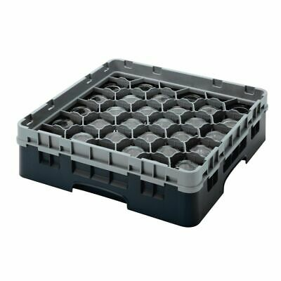 Cambro 30S318110 Camrack 30-Compartment Glass Rack