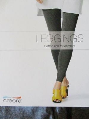 NEW JERSEY Caprileggings 7//8 Leggings elast.Leggings Schwarz Fischgrätmuster