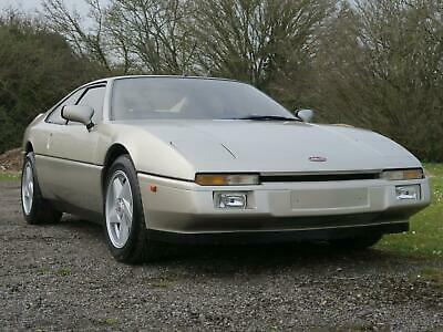 1988 Venturi MVS 200 Coupe Petrol silver Manual