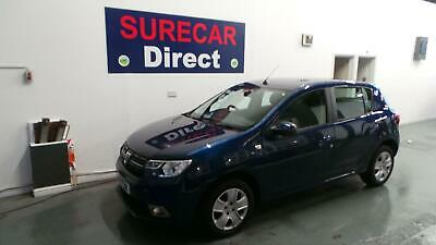 2017 Dacia Sandero 0.9 TCe Laureate 5Dr 1 OWNER ** HOME DELIVERY AVAILABLE **