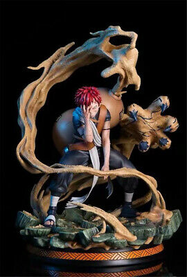 Naruto GK Gaara Action Figure Prototype Model Toy Statue Doll With Box For Gift