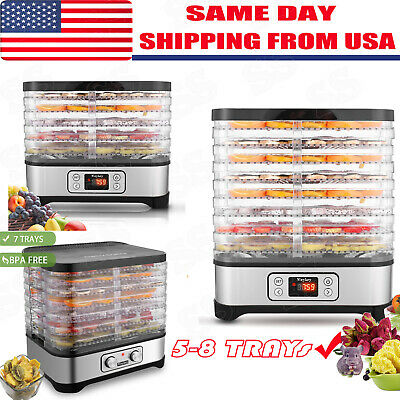 Fruit Liner Deni Dehydrator Accessory Kit Includes 5 Trays Herb Liner