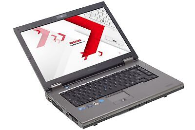 "Toshiba Tecra A10 Laptop 15,6"" Core 2 Duo T6570 (2x2.1GHz) 4GB RAM, 320GB, Wi-Fi"