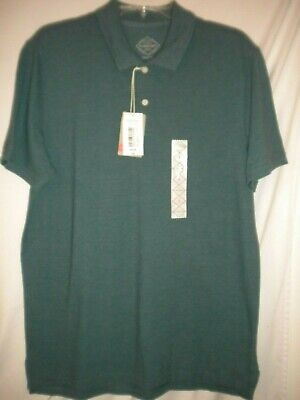 MEN/'S St.John/'s Bay Legacy  Polo Shirt MULTI COLORS /& SIZE NEW WITH TAGS MSRP$30