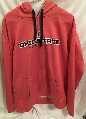 J America NCAA Mens Block O Foundation Hoodie