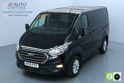 2019 Ford Transit Custom 2.0 280 LIMITED L1 H1 130 BHP EURO 6 ENGINE PANEL VAN D