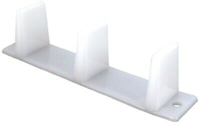 "Line Products M 6219 Sliding Shower Door Bottom Guide For 7//16/"" Thick Doors"