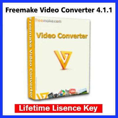 Freemake Video Converter 4.1.1 🔐 Lifetime Activation Key ✅ Fast Delivery