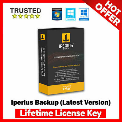 Iperius Backup 7.0.2 (Latest ) 🔐 Lifetime Activation Key ✅ Fast Delivery