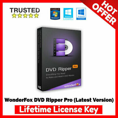 WonderFox DVD Ripper Pro 13.4 🔐 Lifetime Activation Key ✅ Fast Delivery