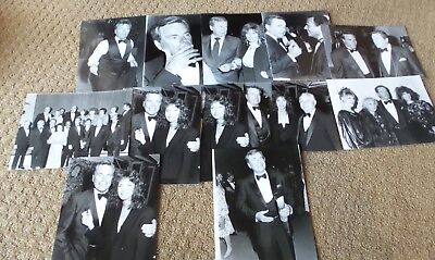 Robert Wagner Vintage Lot Of Press Kit Candid 7X9 Photo Photograph #1